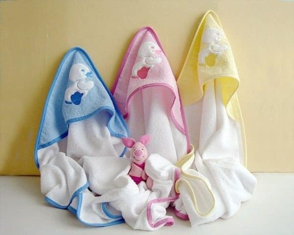 Cotton Hooded Towel