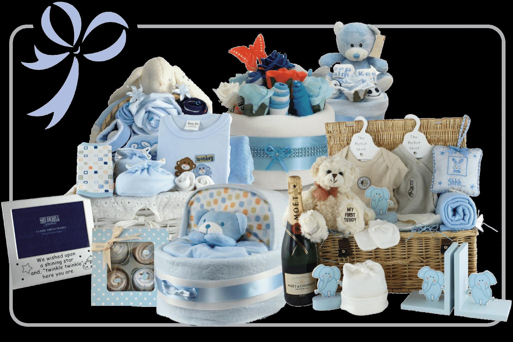 Newborn Baby Gift Hampers Uk : Baby hamper gift newborn gifts