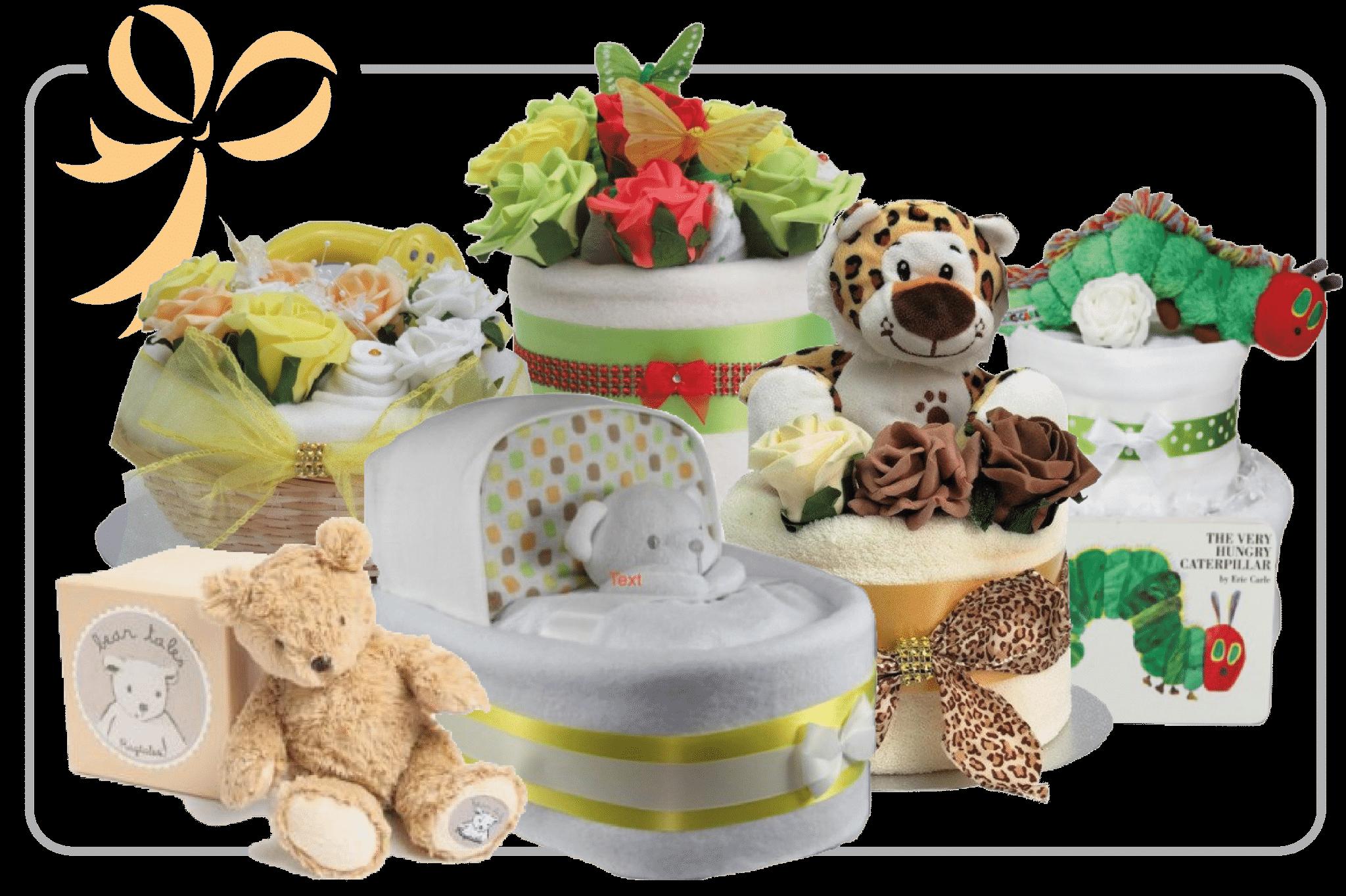 Baby Hamper Gift – Newborn Baby Gifts