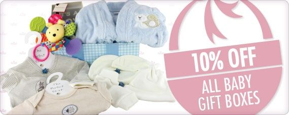 Baby hamper gift newborn baby gifts baby hampers negle Images