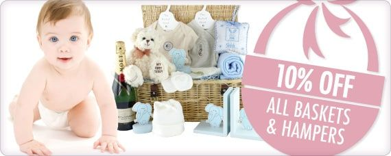 Baby Gift Hamper Uk : Baby hamper gift newborn gifts