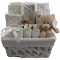 3f5fa5225cf3 Beau Bear Unisex Baby 17 Piece Hamper. £84.99. This delightful